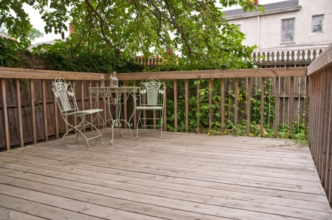 Decking & Balustrade