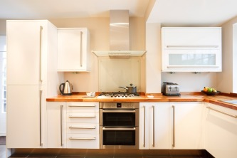 Complete kitchen installation